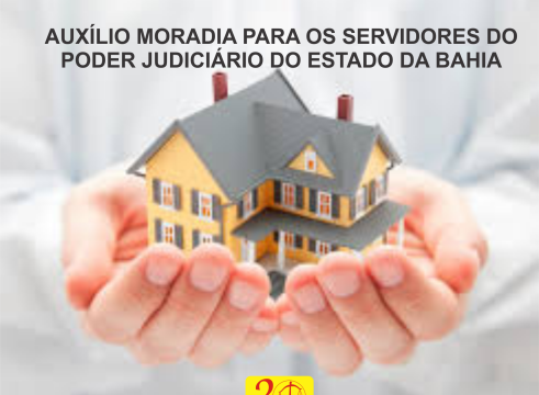 AUXILIO MORADIA PARA SERVIDORES