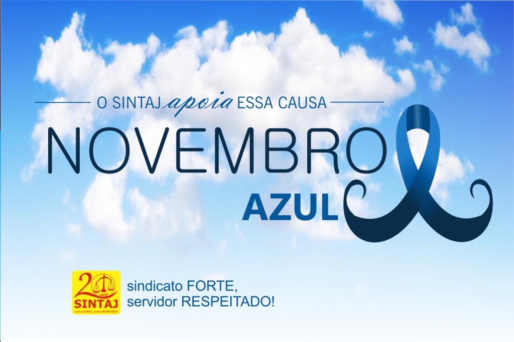 Novembro Azul popup
