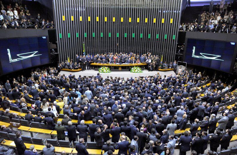 Parlamentares querem aumentar próprio salário para R$ 38 mil em 2019