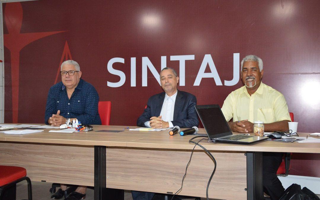 Com 89% dos votos válidos, chapa Confiança, Força e União é eleita para coordenação do Sintaj