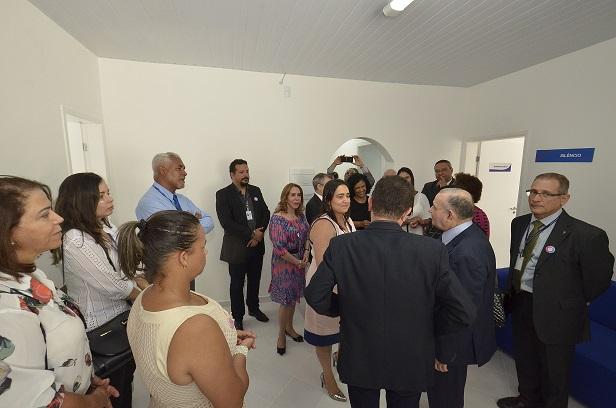 SINTAJ participa de reinauguração da Casa do Servidor
