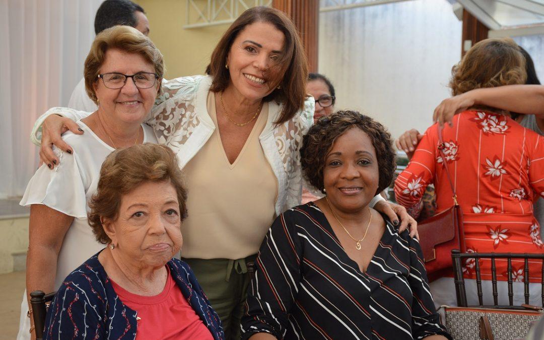 Encontro dos aposentados é marcado por temas políticos
