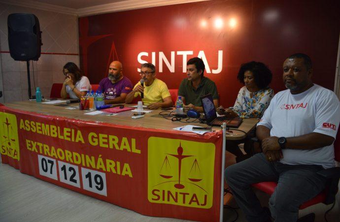 Trabalhadores do Judiciário baiano aprovam pauta de reivindicações 2020