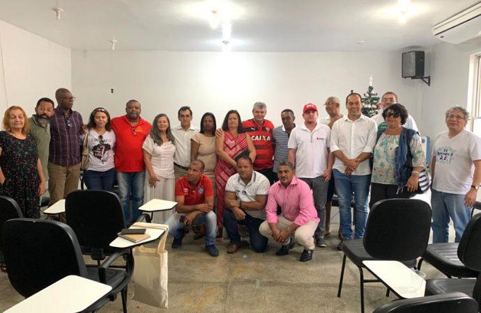 Servidores dizem não à PEC da previdência de Rui Costa