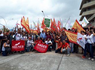 SINTAJ PARTICIPA DE PLENÁRIA NA ALBA E CONVOCA PARA O DIA 28.01