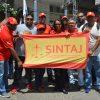 Trabalhadores do setor público baiano realizam manifestação contra aprovação da Reforma da Previdência
