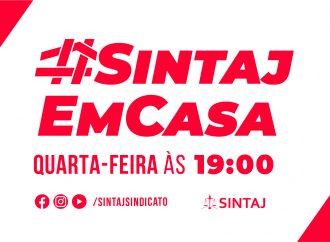 #SintajEmCasa: Sintaj lança série de lives
