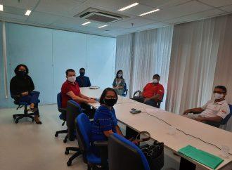 SINTAJ se reúne com administração do TJ-BA
