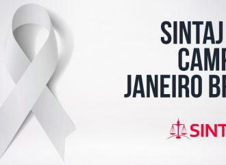 Sintaj apoia Campanha Janeiro Branco