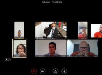 SINTAJ apresenta  Pauta de Reivindicações de 2021 ao Presidente do TJBA