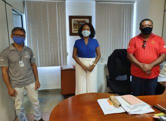 SINTAJ se reúne com TJ-BA para discutir regras de funcionamento do Judiciário baiano durante novo período de teletrabalho
