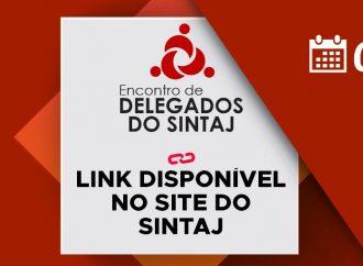 Link para encontro de delegados virtual 06/03