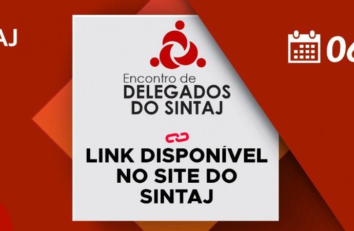 Link para encontro de delegados virtual 14/05