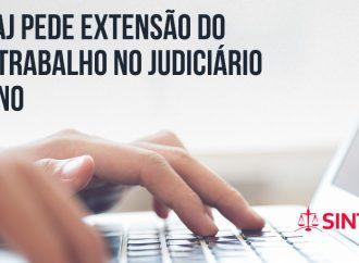 SINTAJ pede extensão do teletrabalho no Judiciário baiano