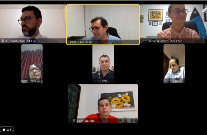 Balcão Virtual: sindicatos se reúnem com TJ-BA e discutem demandas dos trabalhadores sobre o serviço