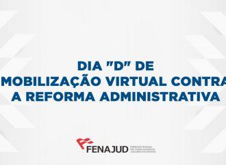 Mobilização virtual: categoria se une para garantir defesa e direitos do serviço público