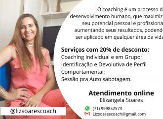 Novo convênio do SINTAJ: Coach – Elizangela Soares
