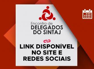 Link para encontro de delegados virtual 28/07