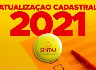 SINTAJ inicia campanha de atualização cadastral para filiados